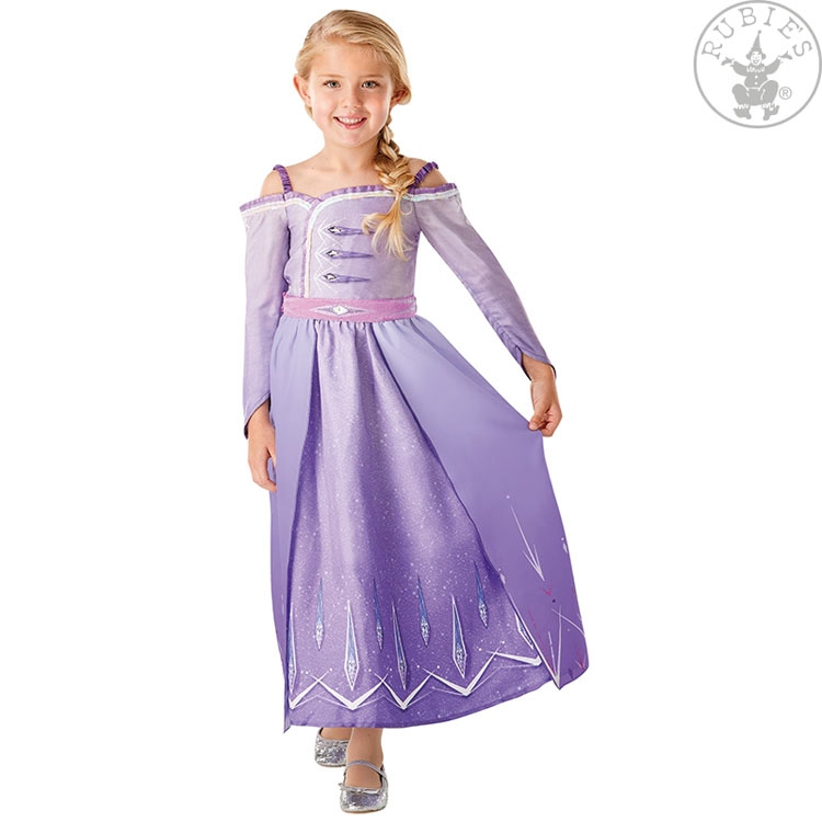 Elsa Frozen 2 Prologue Dress