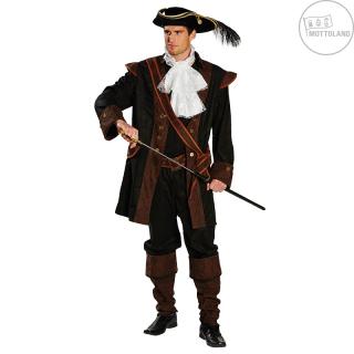 Luxusní pirátský kostým empty 1dba2cf9365