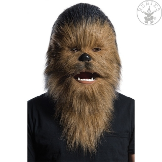 Chewbacca Moving Mouth Maska