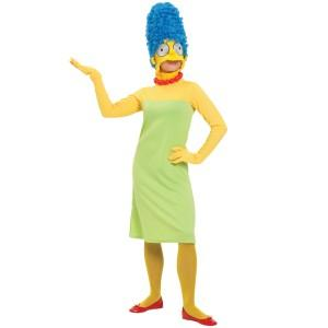 Kostým Marge Simpson Velikost S 34/36