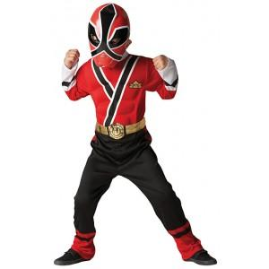 Red Ranger Samurai 7-8 let